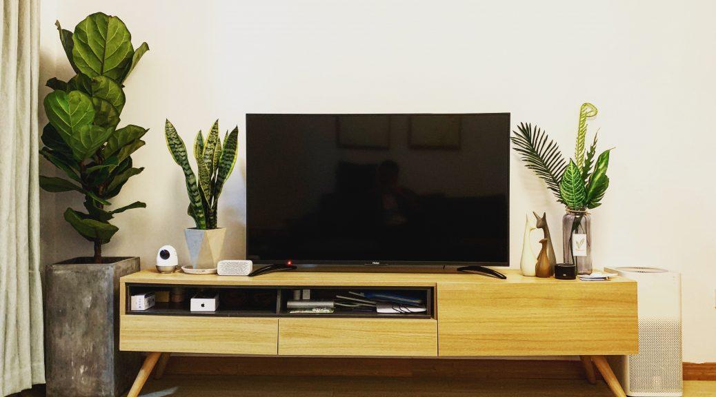 idée décoration meuble tele